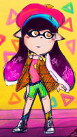 Casual Callie by jewelsio