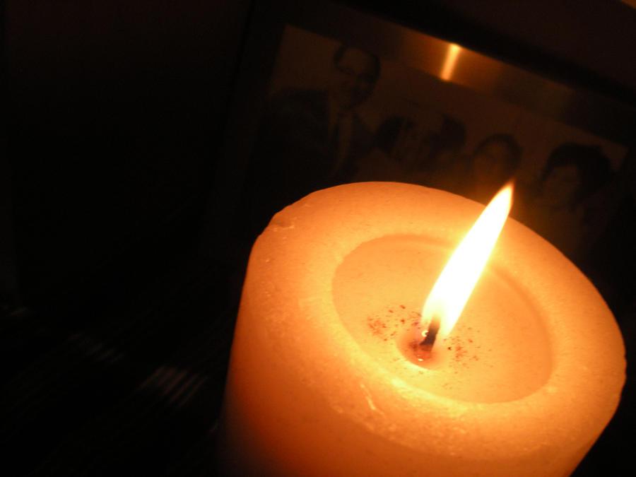 Memory Candle by SachiyeKazumi