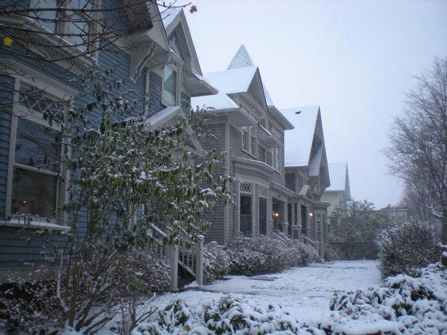 Snow Day by SachiyeKazumi