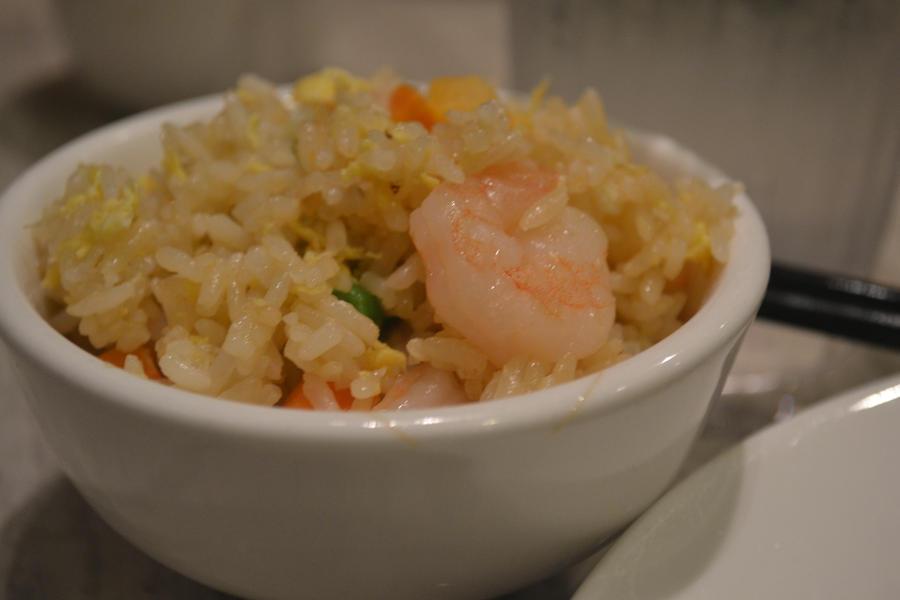 Chinese Restaurant Fried Rice by SachiyeKazumi