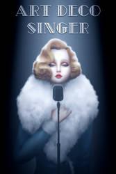 Art Deco Singer by tolknam