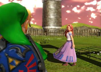 The Fairy Boy and The Farm Girl