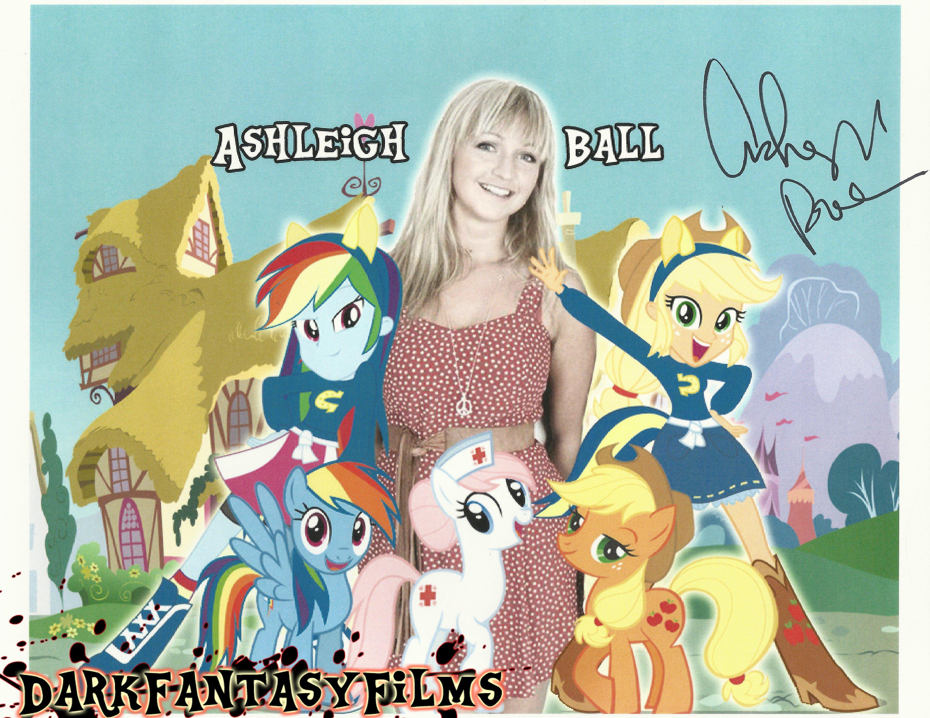 ashleigh ball voice actress