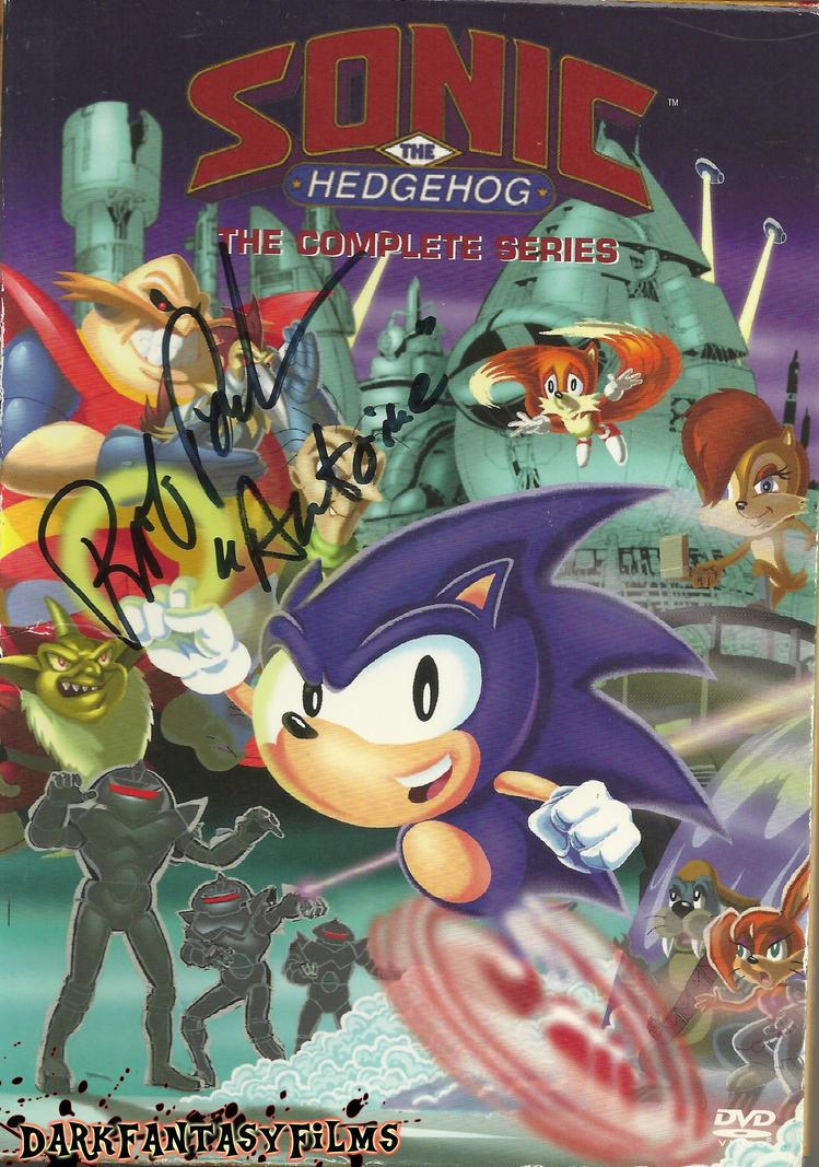 Rob Paulsen Autograph by xxXSketchBookXxx