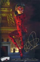 Miraculous Ladybug Autograph by xxXSketchBookXxx