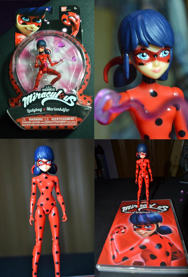 Miraculous Ladybug Figure - LADYBUG by xxXSketchBookXxx