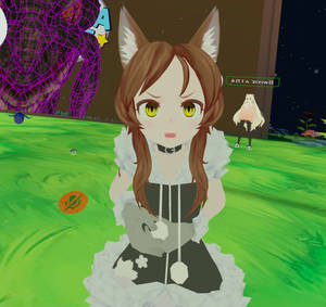 VRChat Avatar by Quote-J on DeviantArt