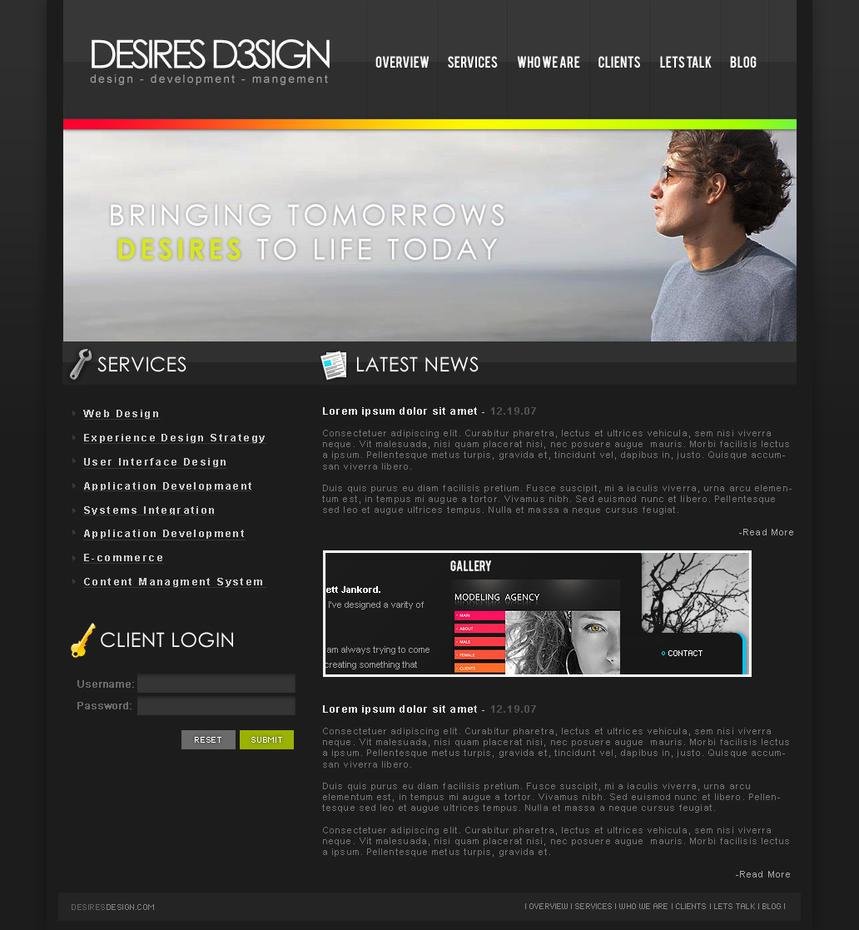 DESIRES DESIGN by Solaris07