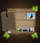Web Interface - Nature