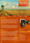 Web Interface - Agriculture
