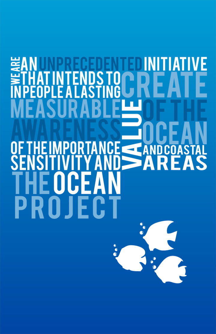 the ocean project poster by solaris07 on deviantart
