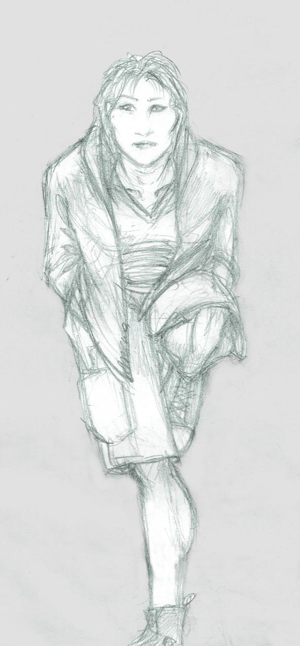 Mina by krios82