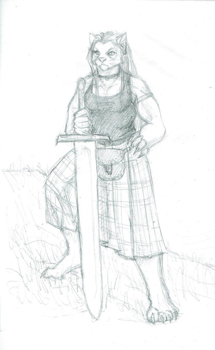 Highlander by krios82