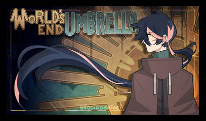 World's End Umbrella - Anniversary Cover
