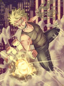 Explosion Boy