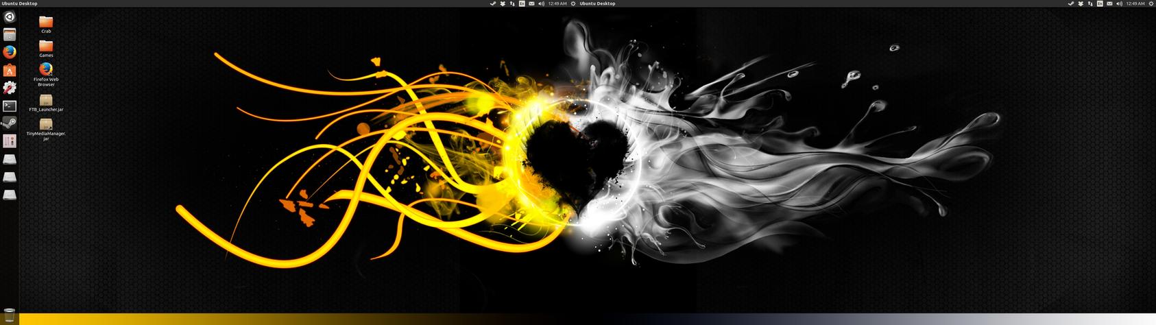 December Desktop by Monkeyshack