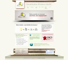 Webdesign Dynamic Travaux by Mstarback