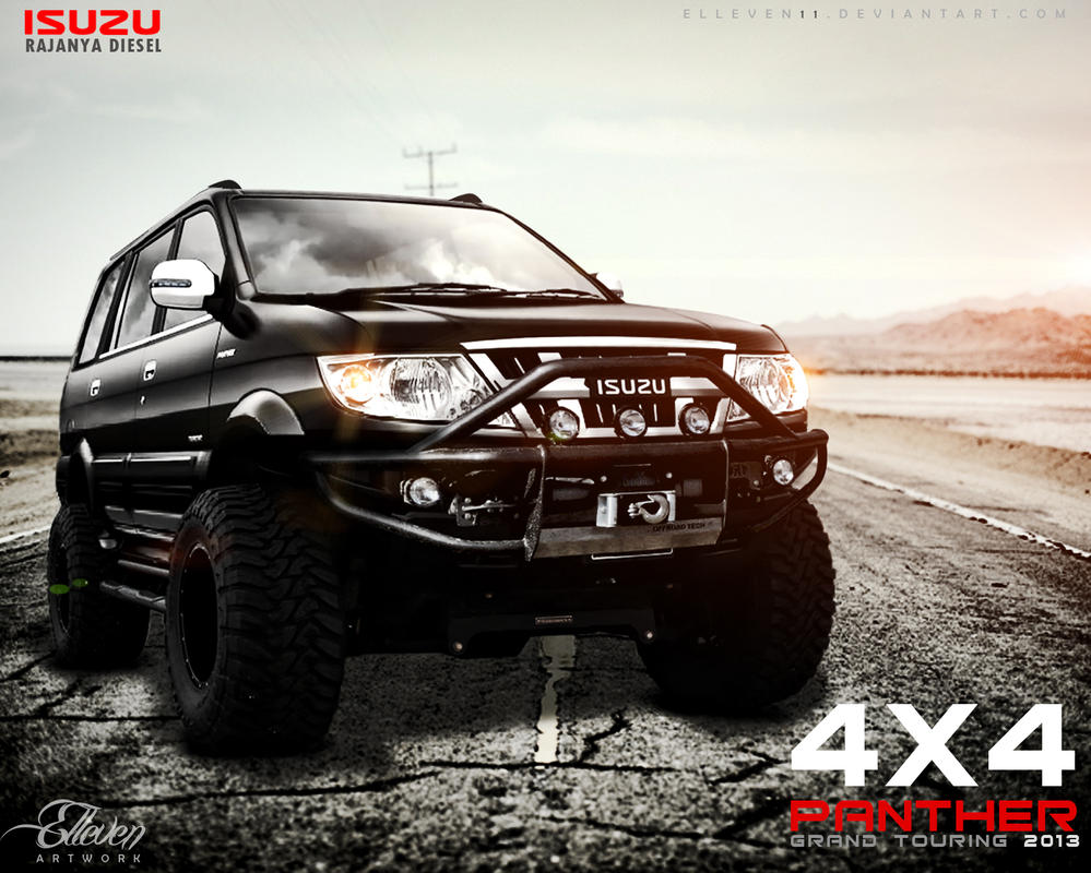 Panther 4x4 Grand Touring Modified By Elleven11 On DeviantArt