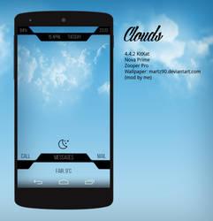 Clouds by Twentyeight-Ten