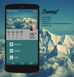 Everest by Twentyeight-Ten