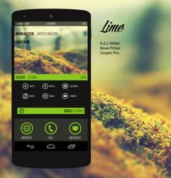 Lime by Twentyeight-Ten