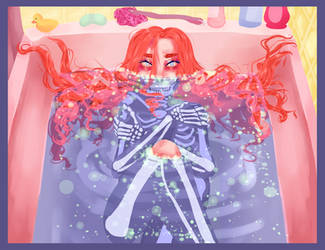 Acid Bath by Periwinkei