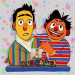 Bert n Ernie redraw !!!
