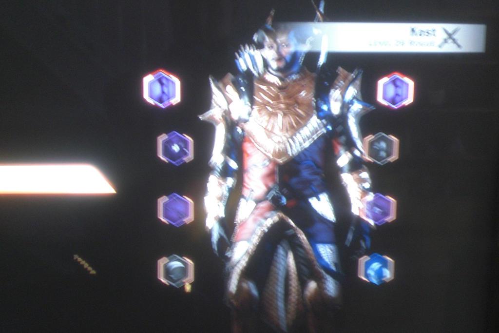 Kost Adaar, my Inquisitor by Garchompisbeast