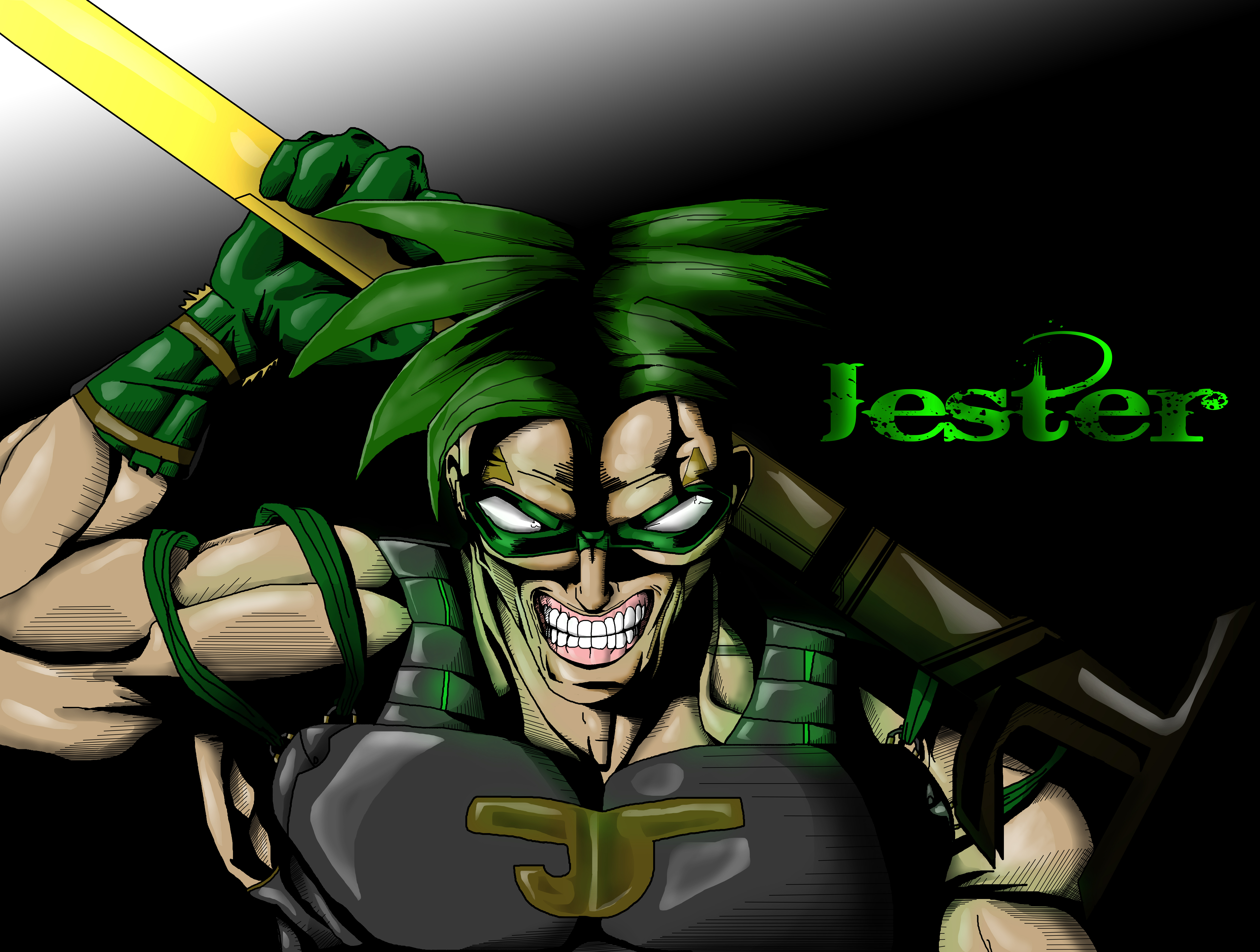 Jester by Jordan504