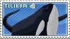 Tilikum Stamp by Britannia-Orca