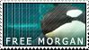 Free Morgan Stamp by Britannia-Orca