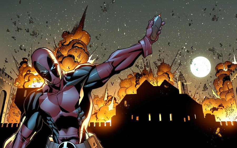 Deadpool - Cause I can