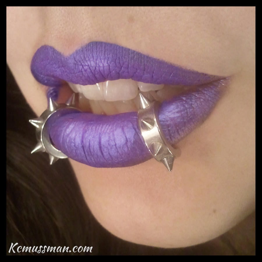 Punkish Purple I by KCMussman
