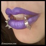Punkish Purple I