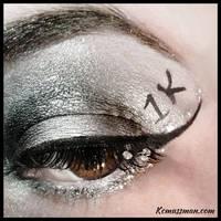 1K Diamond Eye by KCMussman