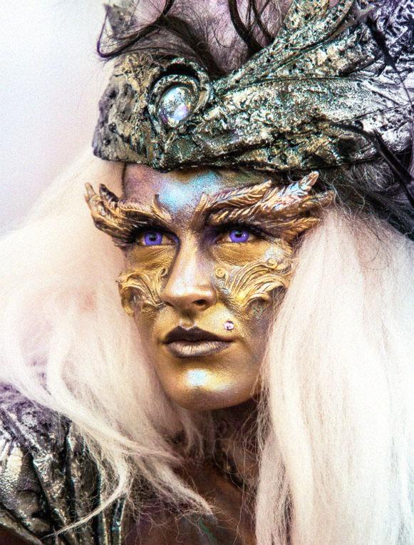 Valkyrie De Masquerade by KCMussman
