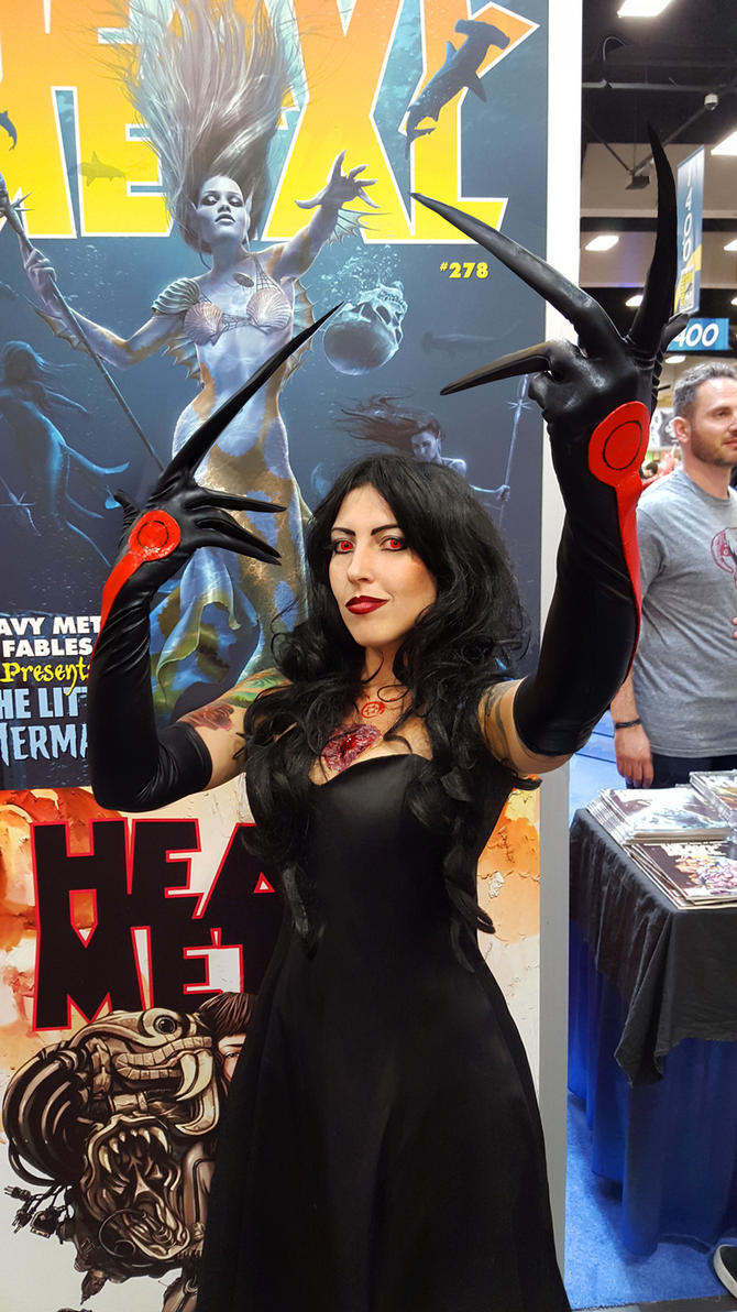 Lust Comicon Cosplay 2015 by KCMussman