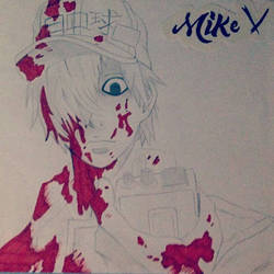 [FanArt] White Cell Hataraku Saibou by MikeVxV