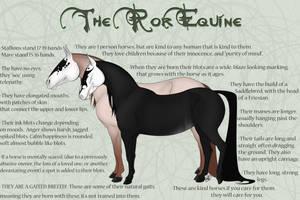 The RorEquine by dontkillthekarma