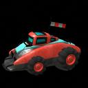 Vranax Vehicle: Prospector by Xemylixa