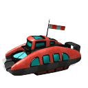 Vranax Vehicle: Tank Tanker by Xemylixa