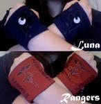 Luna and Ranger Gloves