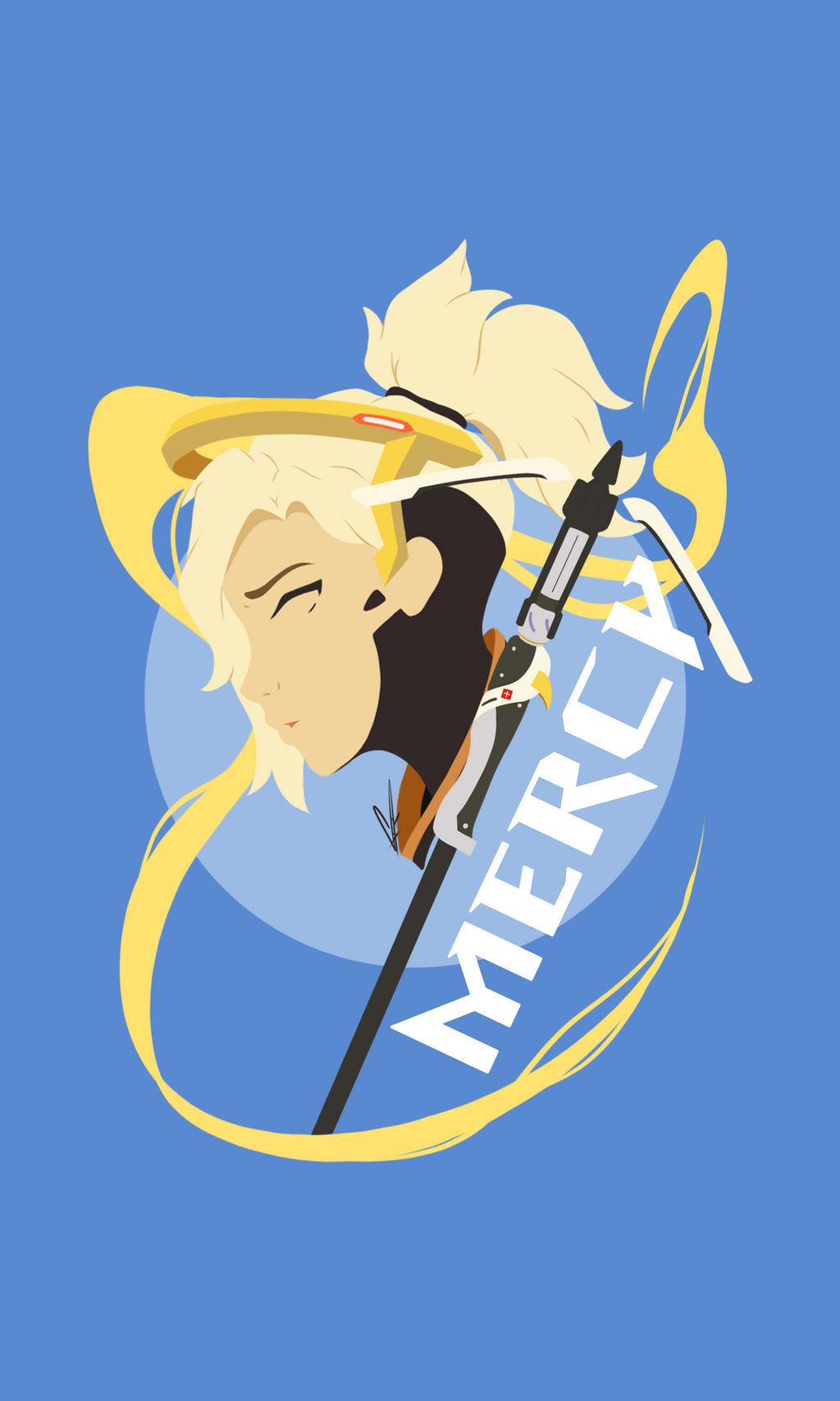 MercyPHONE by MoesArts