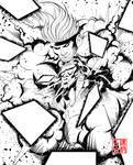 Gambit Chibi Version by RodTsumura