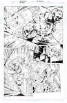 Roger Cruz 10th Muse Page Ink sample 1