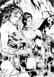 Trinity by Ed Benes