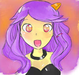 Anime girl neko kawaii by Themasterawesome
