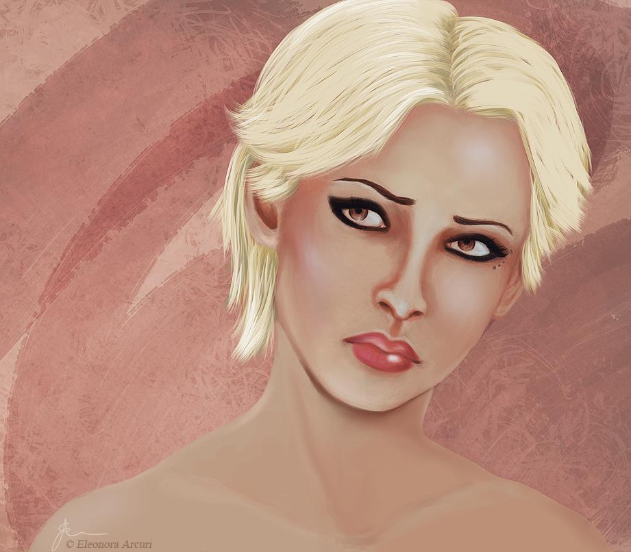 Evelyn Trevelyan by elyhumanoid