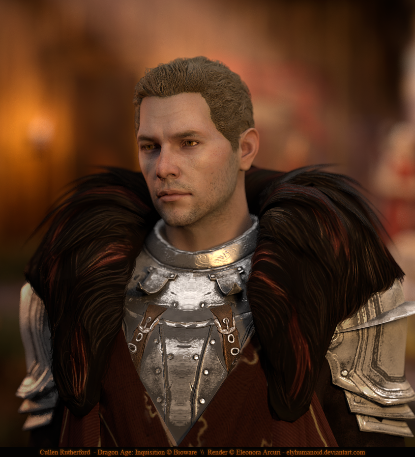 Cullen Rutherford By Elyhumanoid On Deviantart
