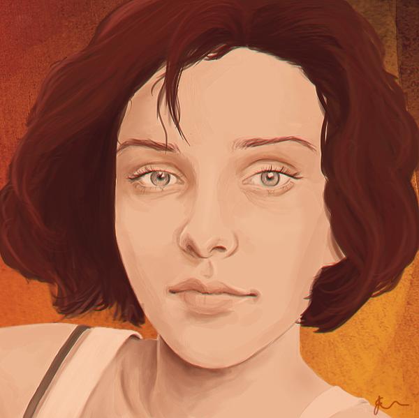 Eleonora G. by elyhumanoid